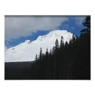 Beautiful Mount Hood Photograph