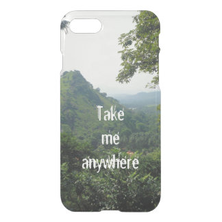 Beautiful Mountain Landscape | Take me anywhere iPhone 8/7 Case