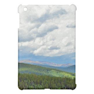 Beautiful Mountain Skyline iPad Mini Case