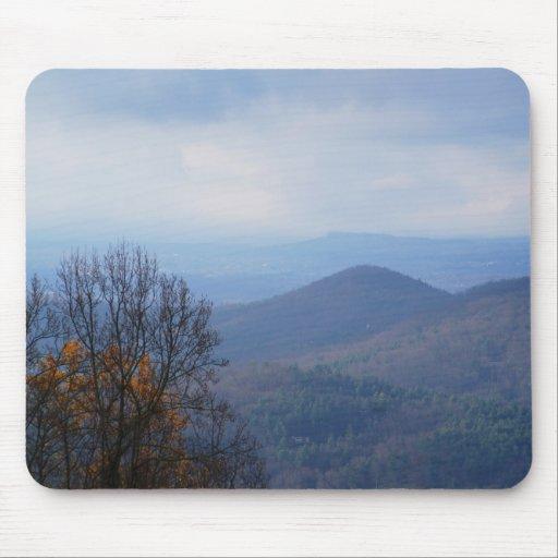 Beautiful Mountain View Mousepad