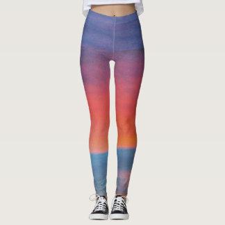 Beautiful Multi-Colored Leggings