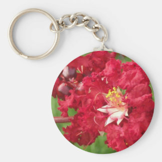 Beautiful Myrtle Abstract Key Chain