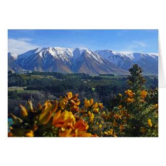 Beautiful New Zealand Card