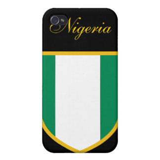Beautiful Nigeria Flag iPhone 4/4S Covers