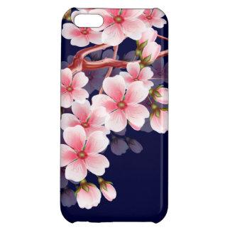Beautiful Night Sakura Cover For iPhone 5C