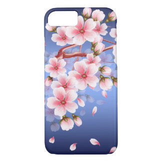 Beautiful Night Sakura iPhone 8/7 Case