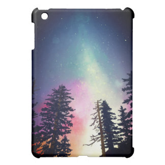 Beautiful night sky shining up to the heavens iPad mini cover