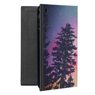 Beautiful night sky shining up to the heavens iPad mini covers