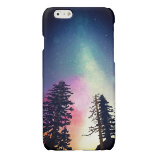 Beautiful night sky shining up to the heavens iPhone 6 plus case