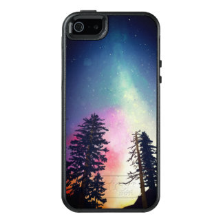 Beautiful night sky shining up to the heavens OtterBox iPhone 5/5s/SE case