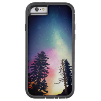 Beautiful night sky shining up to the heavens tough xtreme iPhone 6 case