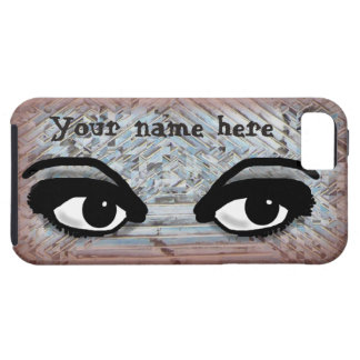 BEAUTIFUL NOIR EYES by Slipperywindow iPhone 5 Cases