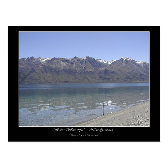 """BEAUTIFUL NZ 3"" Postcards"