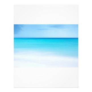 Beautiful Ocean Full Color Flyer