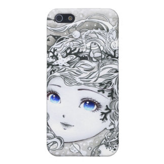 Beautiful ocean girl covers for iPhone 5