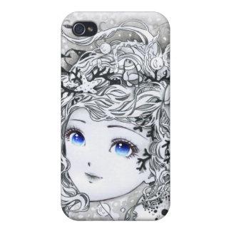Beautiful ocean girl iPhone 4/4S cases