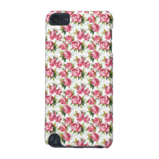 Beautiful Pastel Romantic Pink Roses iPod Touch 5G Cover