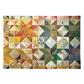 Beautiful Patchwork Placemat