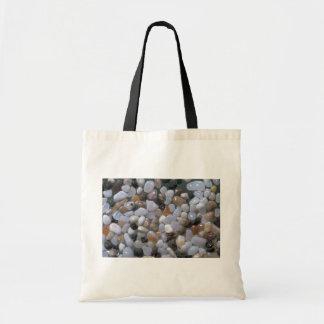 Beautiful Pebbles from Pu upeke Cove Lanai Bag