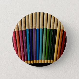 Beautiful Pen set 6 Cm Round Badge