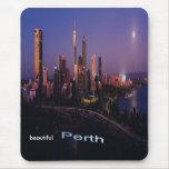 Beautiful Perth, Australia, mousepad.
