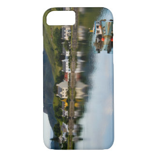 Beautiful  photo of small village of Dornie with iPhone 8/7 Case