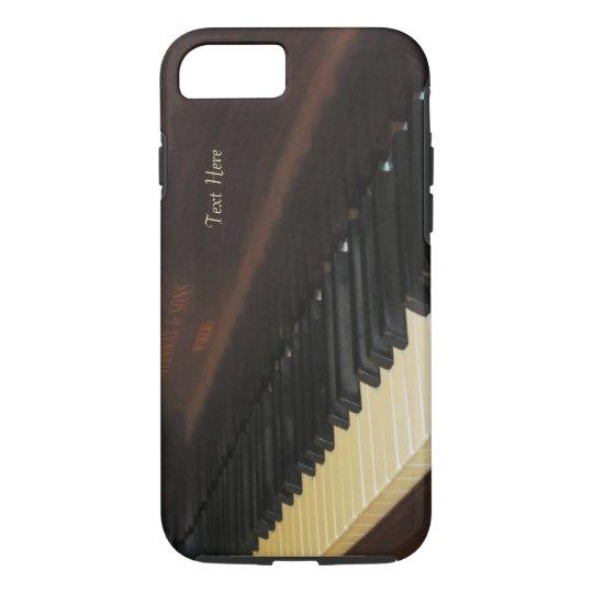Beautiful Piano iPhone 7 case