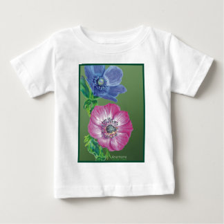 Beautiful picture of an Anemone Baby T-Shirt