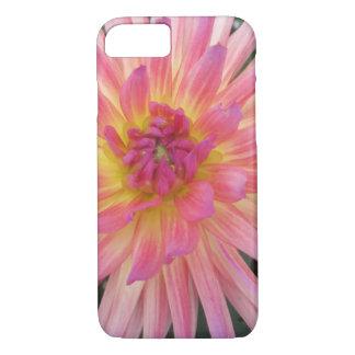 Beautiful Pink Dahlia Flower iPhone 7 Case