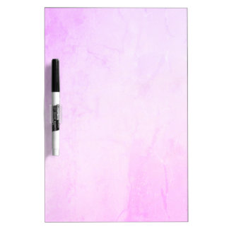 Beautiful Pink Dry Erase Board