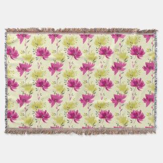 Beautiful Pink floral pattern