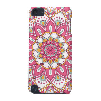 Beautiful pink Flower Design iPod Touch 5G Cases