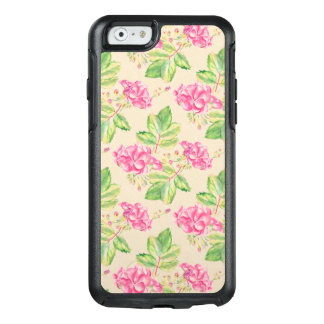 Beautiful Pink Flowers OtterBox OtterBox iPhone 6/6s Case