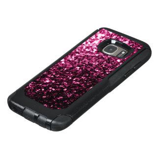 Beautiful Pink glitter sparkles OtterBox Samsung Galaxy S7 Case