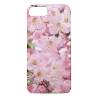 Beautiful Pink Japanese Sakura iPhone 7 Plus Case