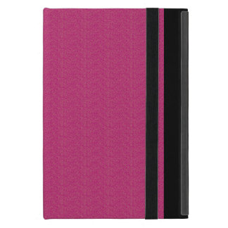 Beautiful Pink Patterns by Extropix iPad Mini Cover