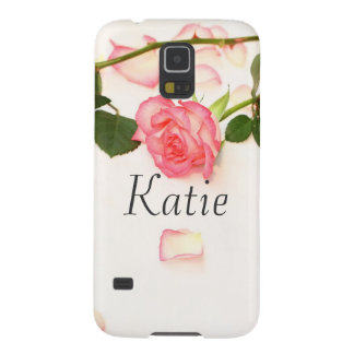 Beautiful pink roses samsung galaxy nexus case