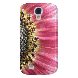 Beautiful Pink Sunflower  Galaxy S4 Case