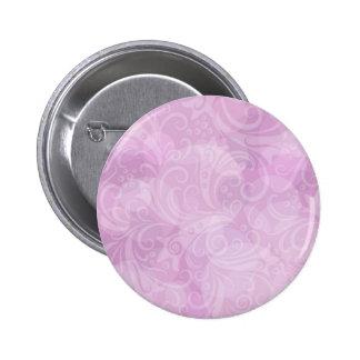 Beautiful Pink White Swirl Modern Design Pins