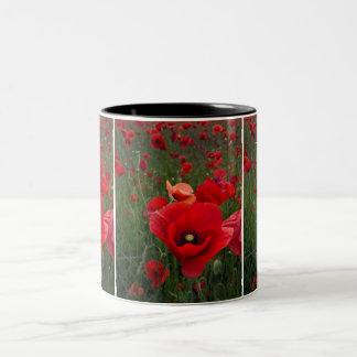 Beautiful Poppy  Mug
