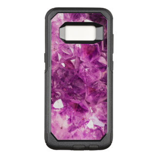 Beautiful purple Amethyst OtterBox Commuter Samsung Galaxy S8 Case