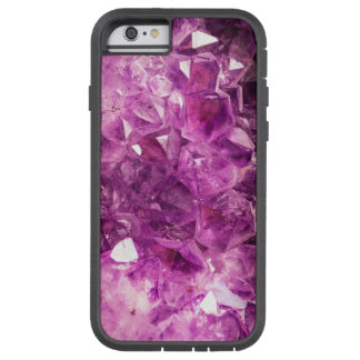 Beautiful purple Amethyst Tough Xtreme iPhone 6 Case