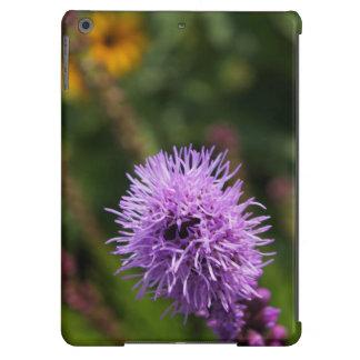 Beautiful Purple Blazing Star Case For iPad Air