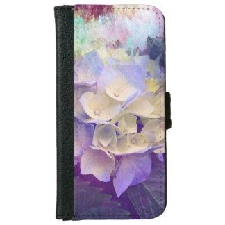 Beautiful purple floral phone case