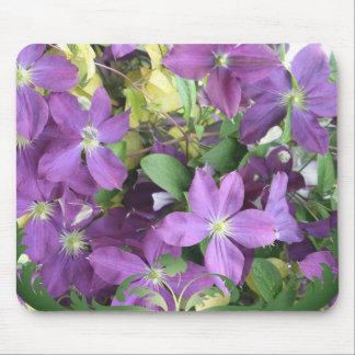 Beautiful Purple Flower Mousepad