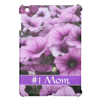 Beautiful Purple Flowers Ipad Case