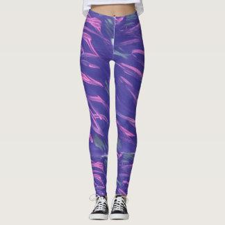 Beautiful Purple Leggings