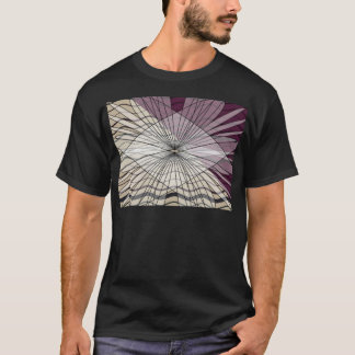 beautiful purple pattern design T-Shirt