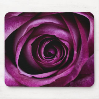 Beautiful Purple Rose Flower Petals Girly Gifts Mouse Pad