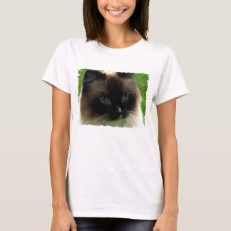 Beautiful Ragdoll Cat T-Shirt